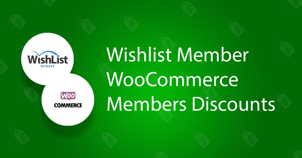 Granting Members-Only Discounts using Wishlist Member WooCommerce Members Discounts Plugin