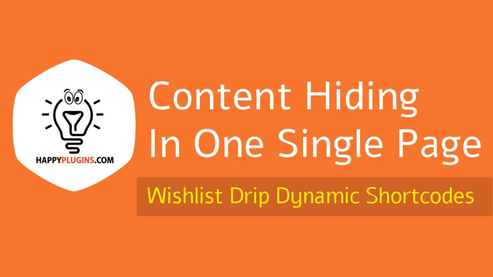 How to Hide Content from WishList Members after any Period of Time to Create Urgency