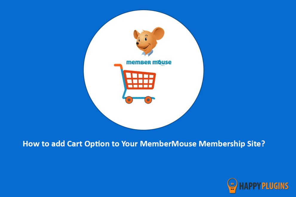 How to add Cart Option to Your MemberMouse Membership Site?