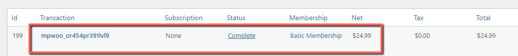 MemberPress WooCommerce Plus - Support for Decimals in MemberPress Transaction Tab