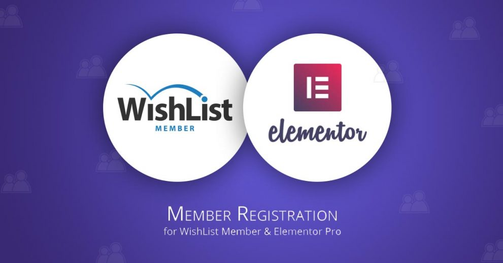 WishList Member Elementor Integration - Register Members using Elementor Forms