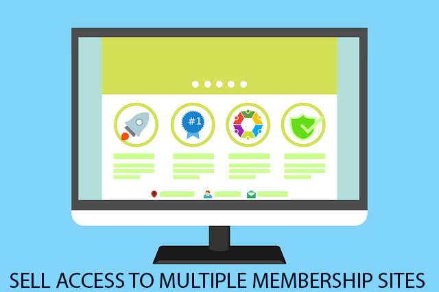 #4 - Sell Access to Multiple Membership Sites through One Shop
