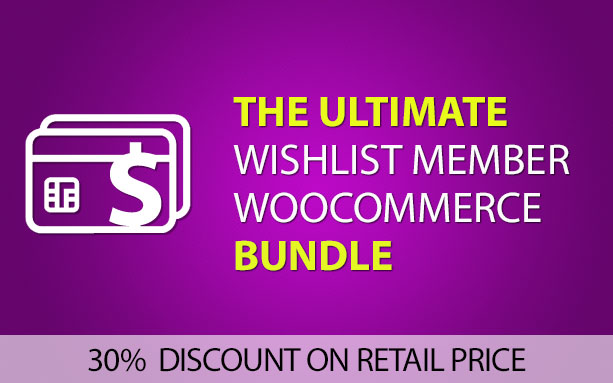 The Ultimate Wishlist Member & WooCommerce Plugins' Bundle