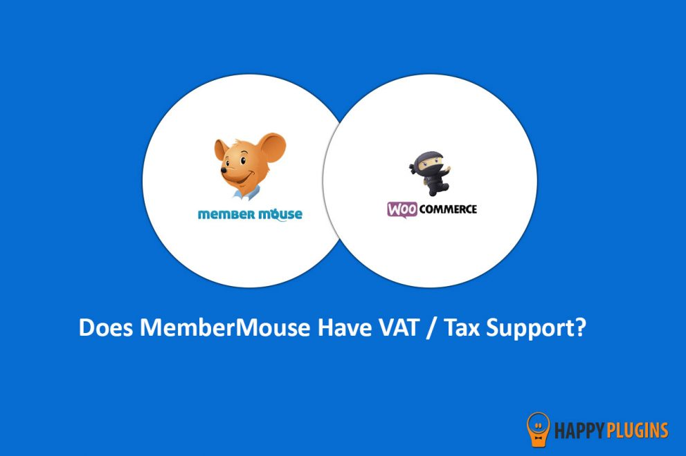Does MemberMouse Have VAT / Tax Support?