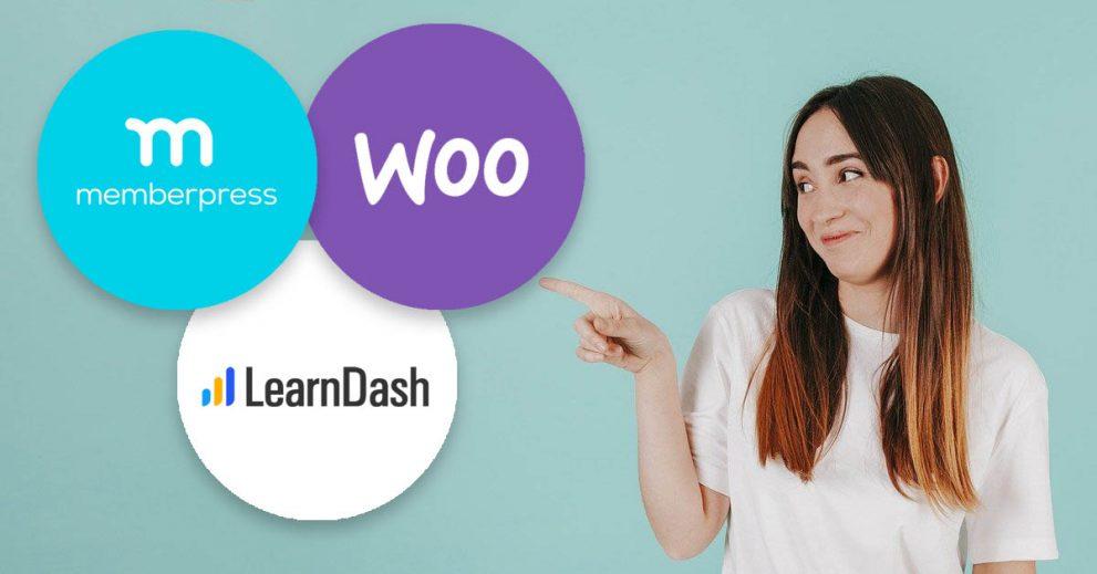 MemberPress, LearnDash & WooCommerce Seamless Integration In 2 Simple Steps
