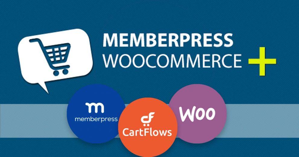 MemberPress WooCommerce Plus Support for CartFlows Sales Funnels