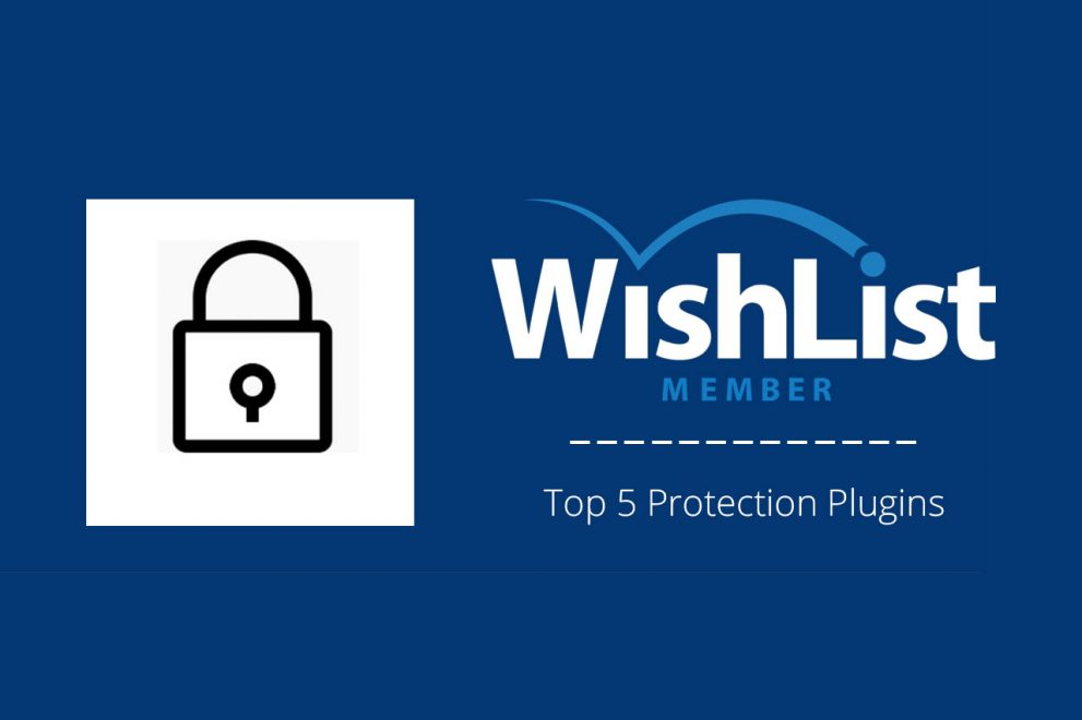Top 5 Protection Plugins for WishList Member